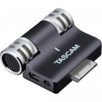 Tascam iM2 stereo mic for your iPhone, iPad