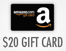 Carbonite Amazon Gift Card