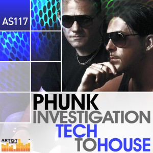 Phunk Investigation - Tech To House Multi-Format Sample Library