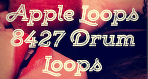 8427-Drum-Loops-Apple-Loops