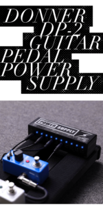 Donner DP 2 Guitar Pedal Power Supply ☆ FIRST LOOK