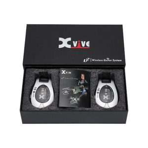 Xvive U2 Wireless Guitar System First Look Review Part 1