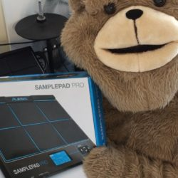Alesis SamplePad Pro Preset Kits Sound Demos | 8-Pad Percussion and Sample-Triggering Instrument with SD Card Slot & 5-Pin MIDI