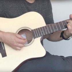 Donner Beginner Acoustic Guitar Review
