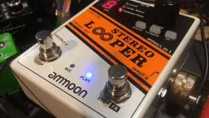 Ammoon Stereo Looper Review