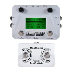 Rowin Beat Loop Looper Pedal with Drum Machine Review