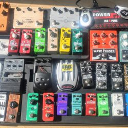 30 Cheap Guitar Pedals